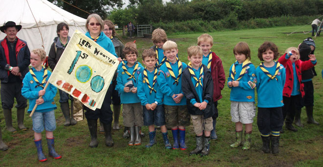Leek Wootton Beavers
